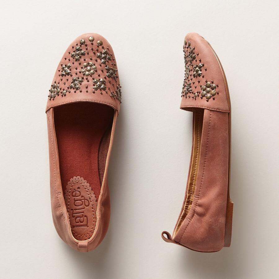 AMELIA STUDDED SHOES