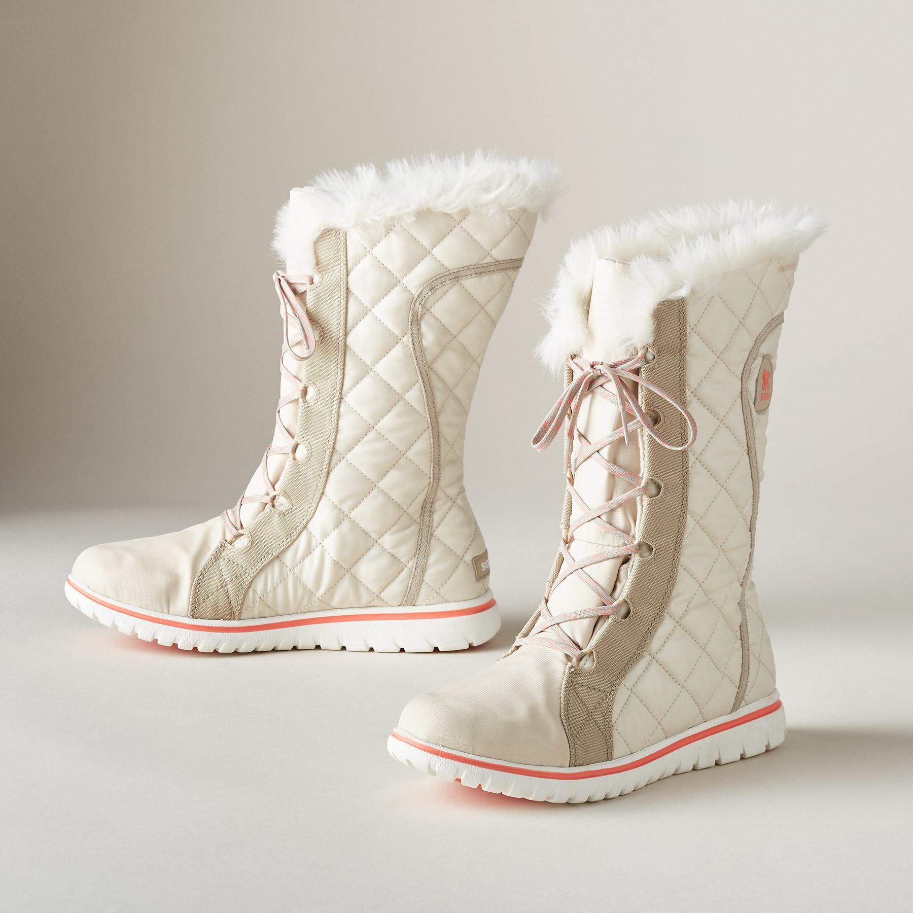 COZY CATE QUILTED BOOTS BY SOREL: View 2