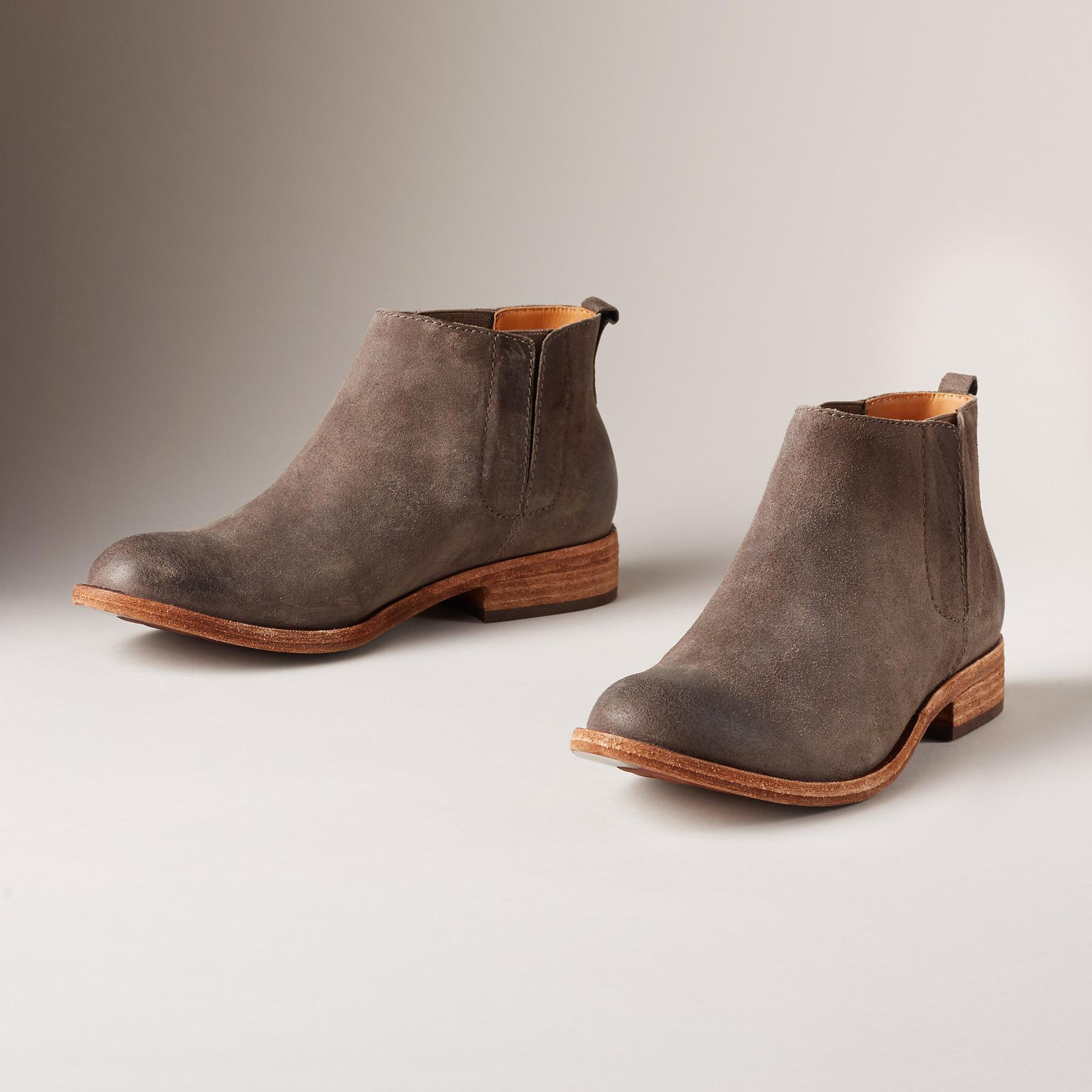 Kork-Ease Velma Suede Boots