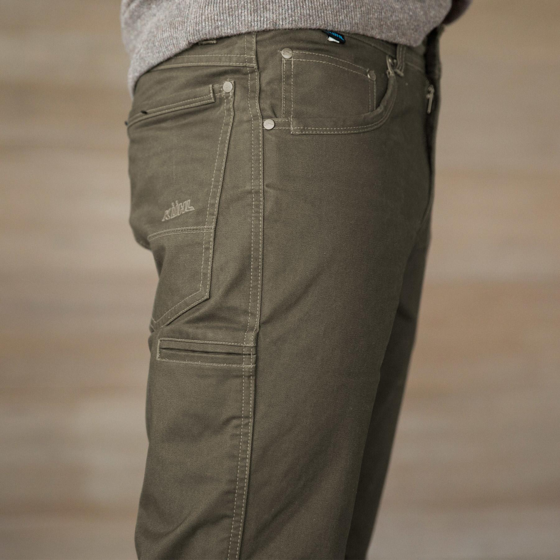 FREE RYDR LEAN FIT PANTS: View 3