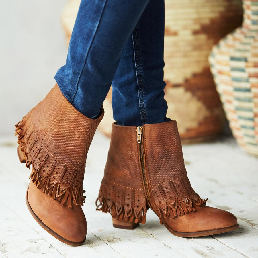 UNCHARTED TERRITORY BOOTS