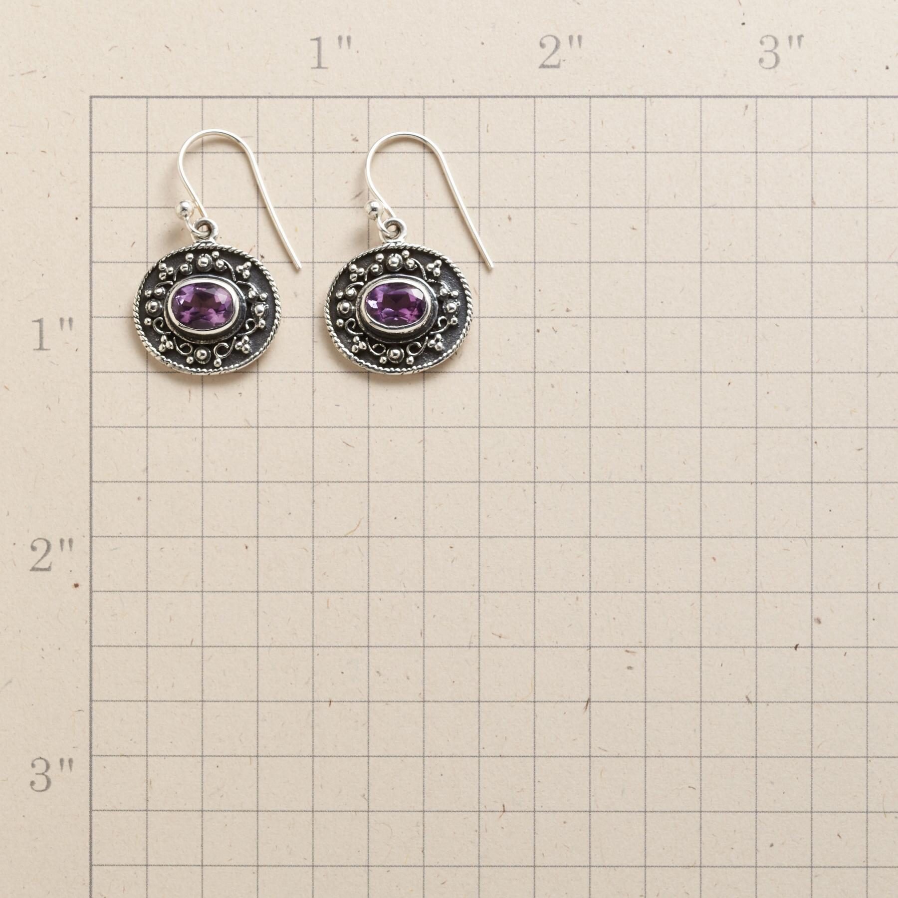 THROUGH THE GRAPEVINE EARRINGS: View 2