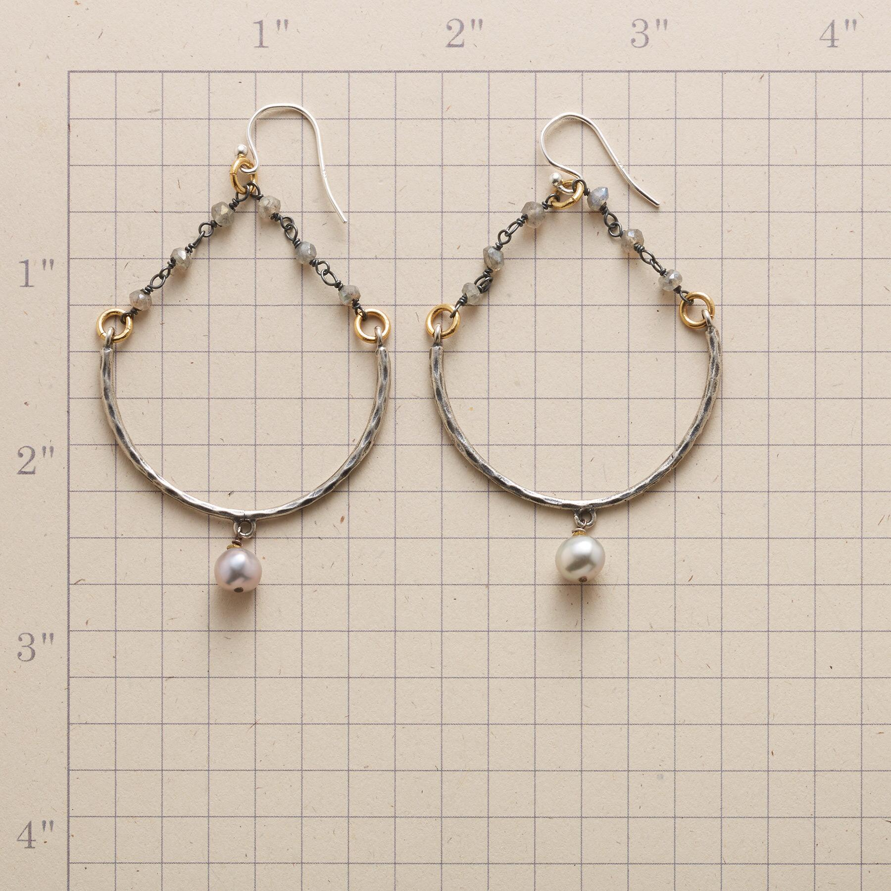 MOON BERRY EARRINGS: View 2