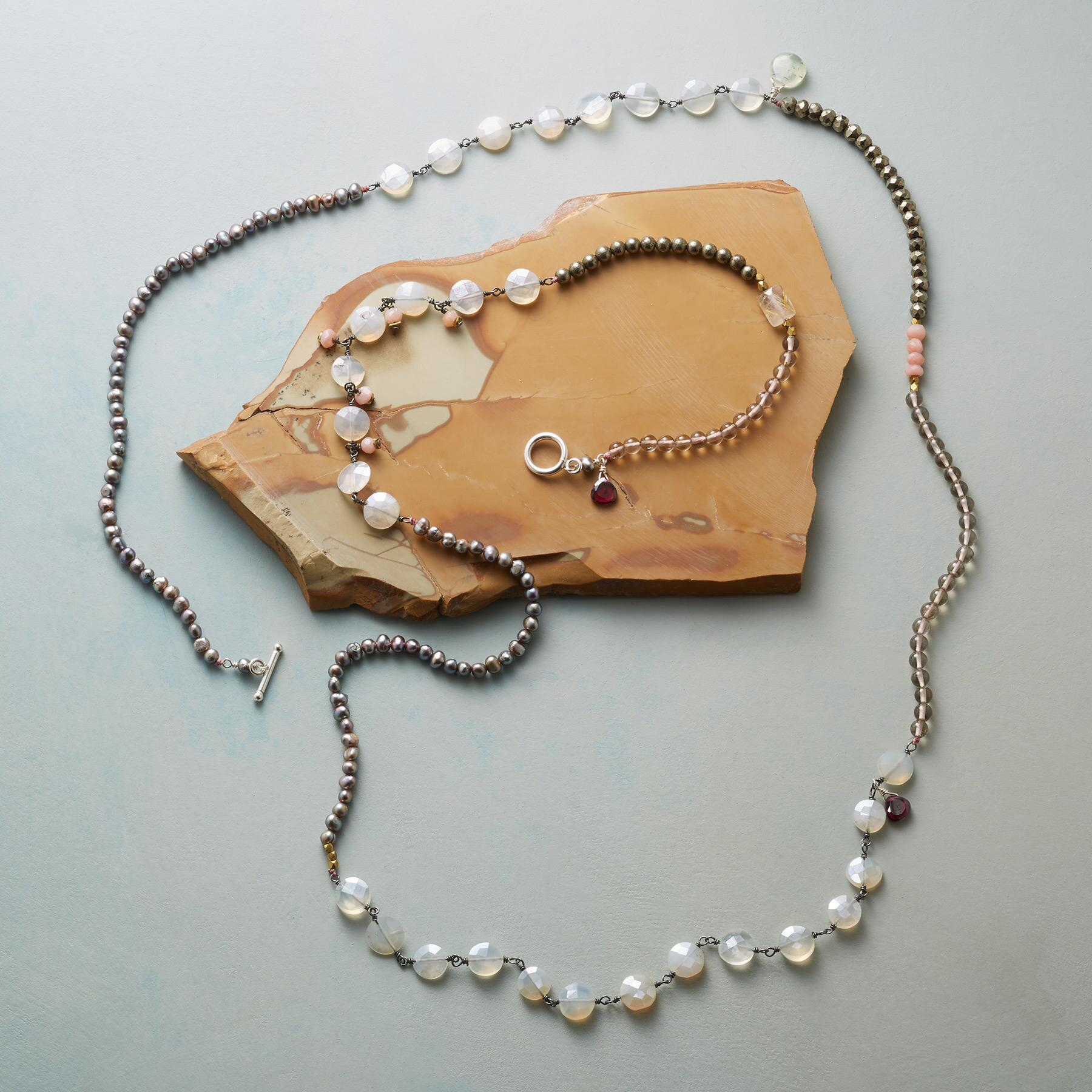PEARLY PASTICHE NECKLACE: View 2