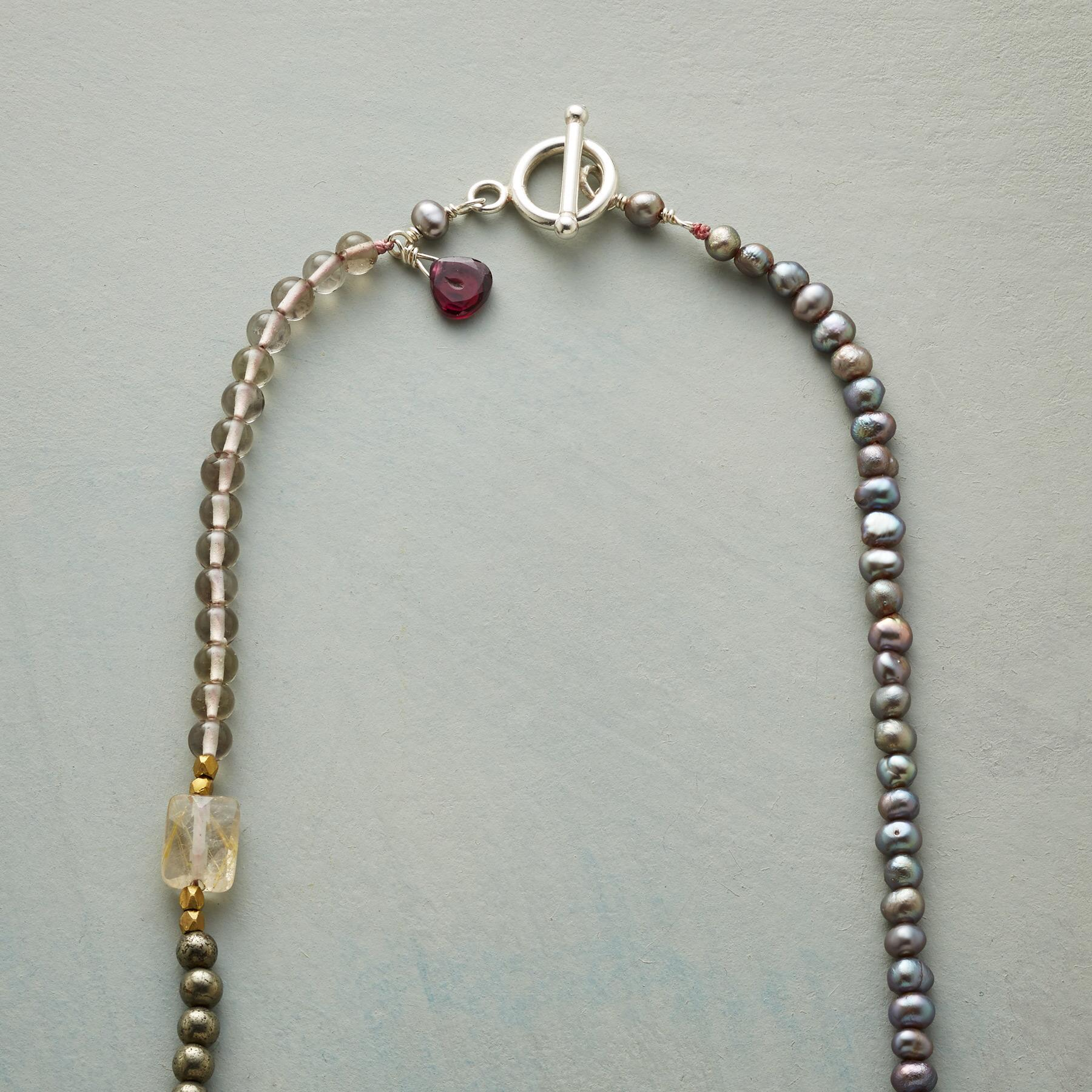 PEARLY PASTICHE NECKLACE: View 3