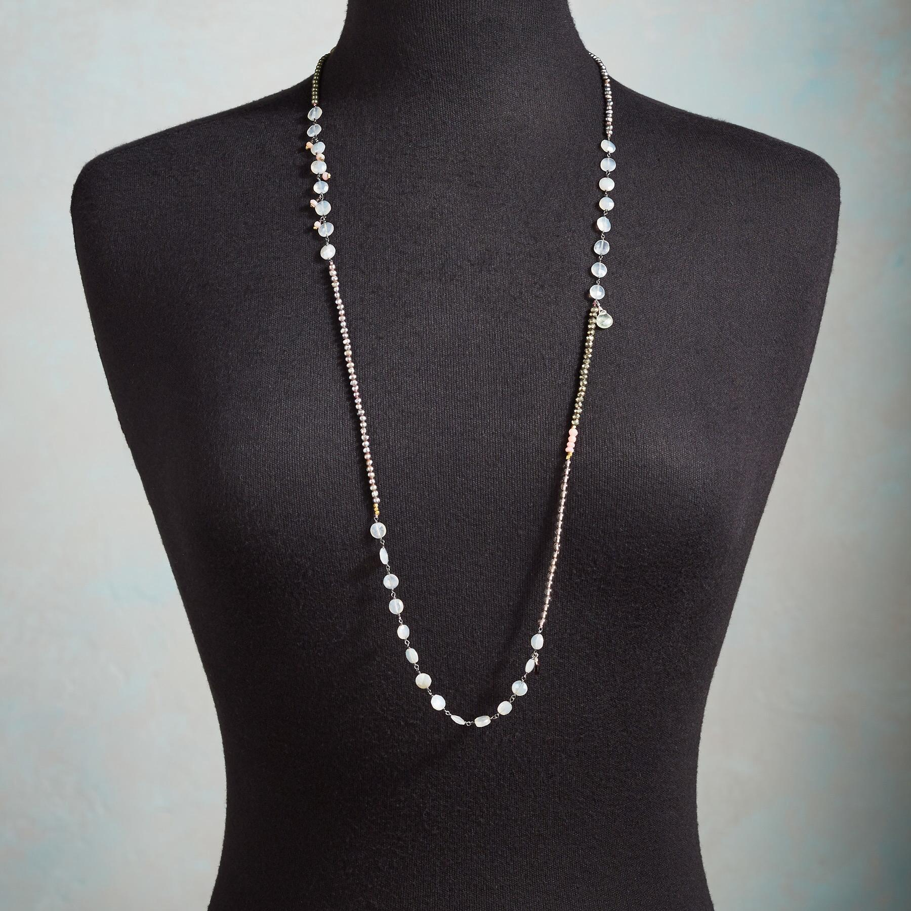 PEARLY PASTICHE NECKLACE: View 4