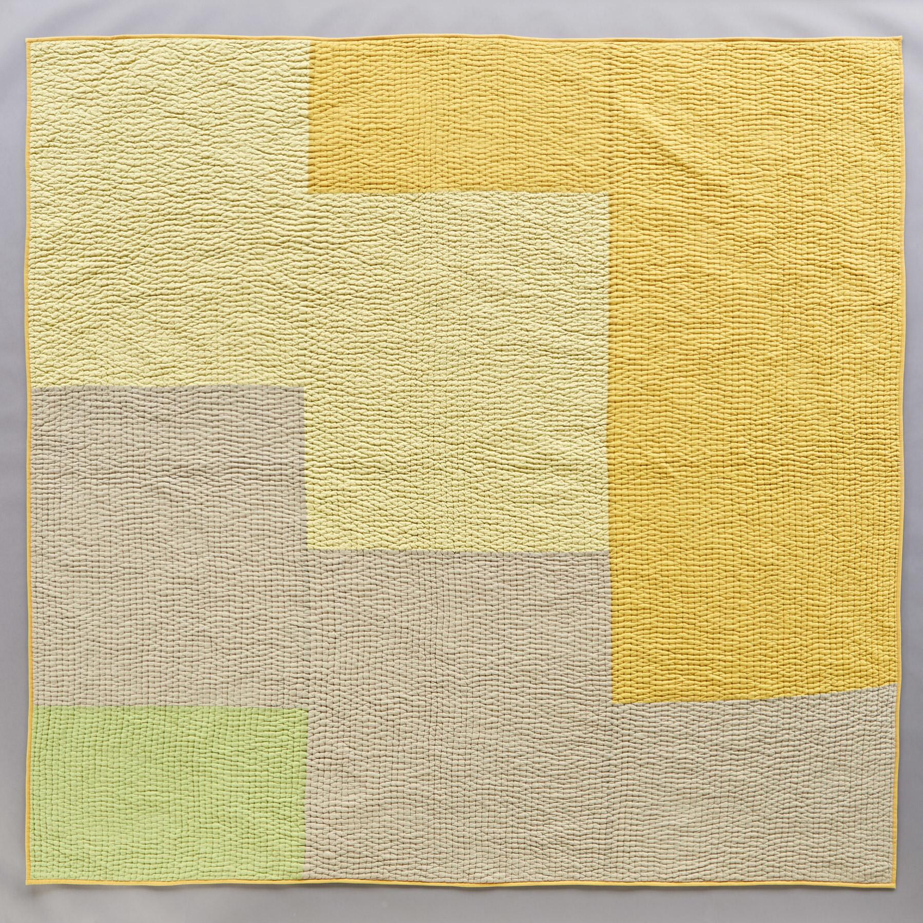 SUNSHINE & SHADOW QUILT: View 2