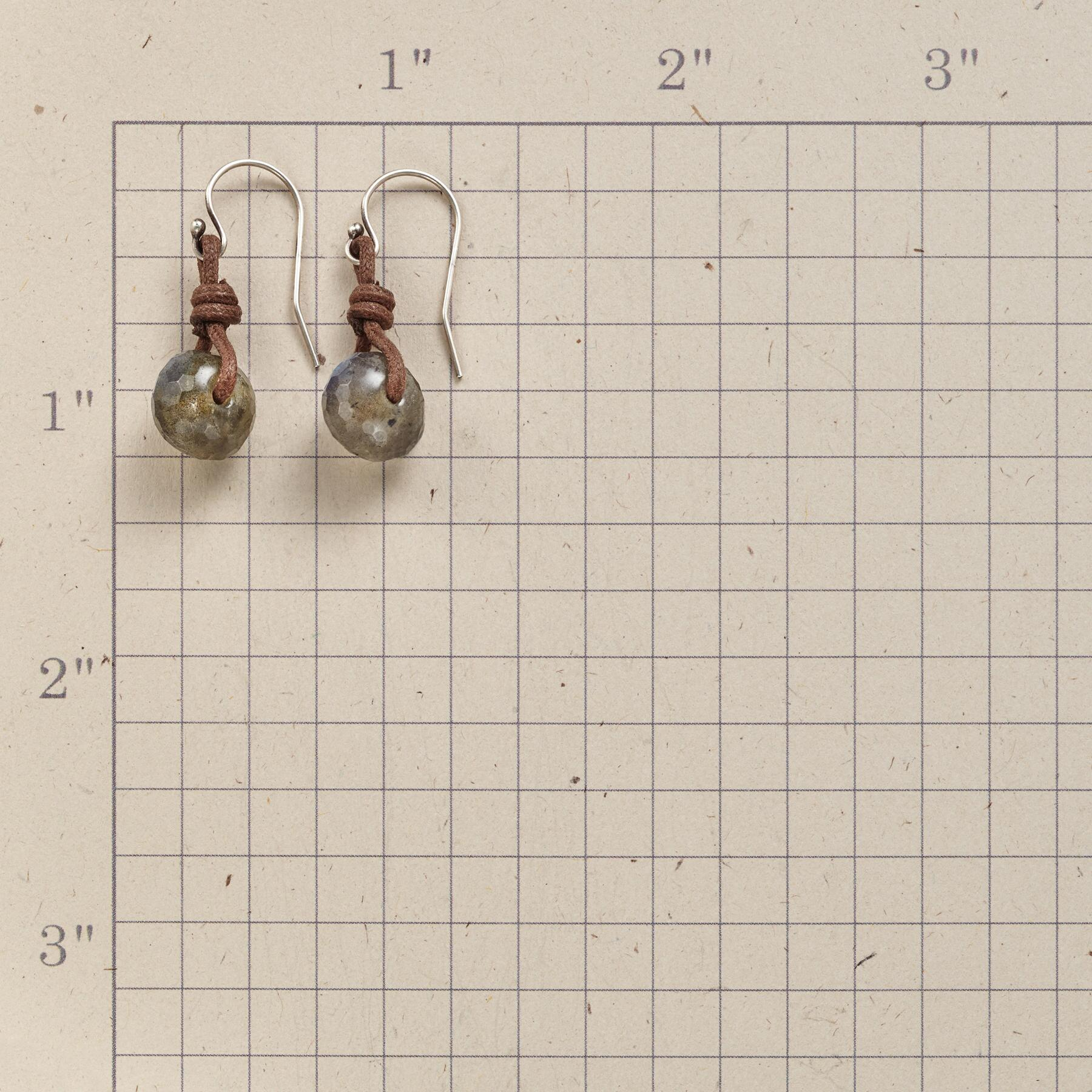 FULL DEPTH EARRINGS: View 2