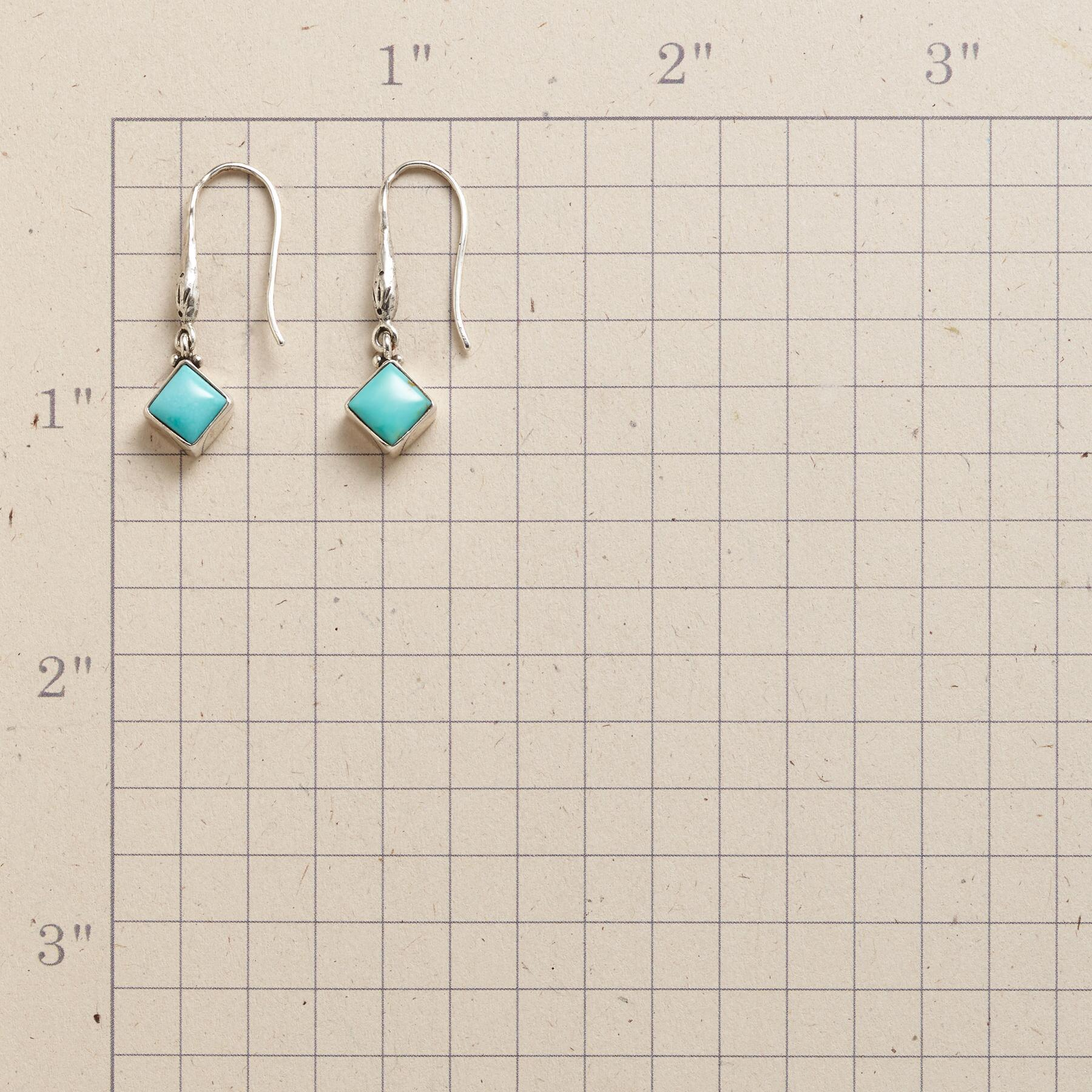 SYLVA EARRINGS: View 2