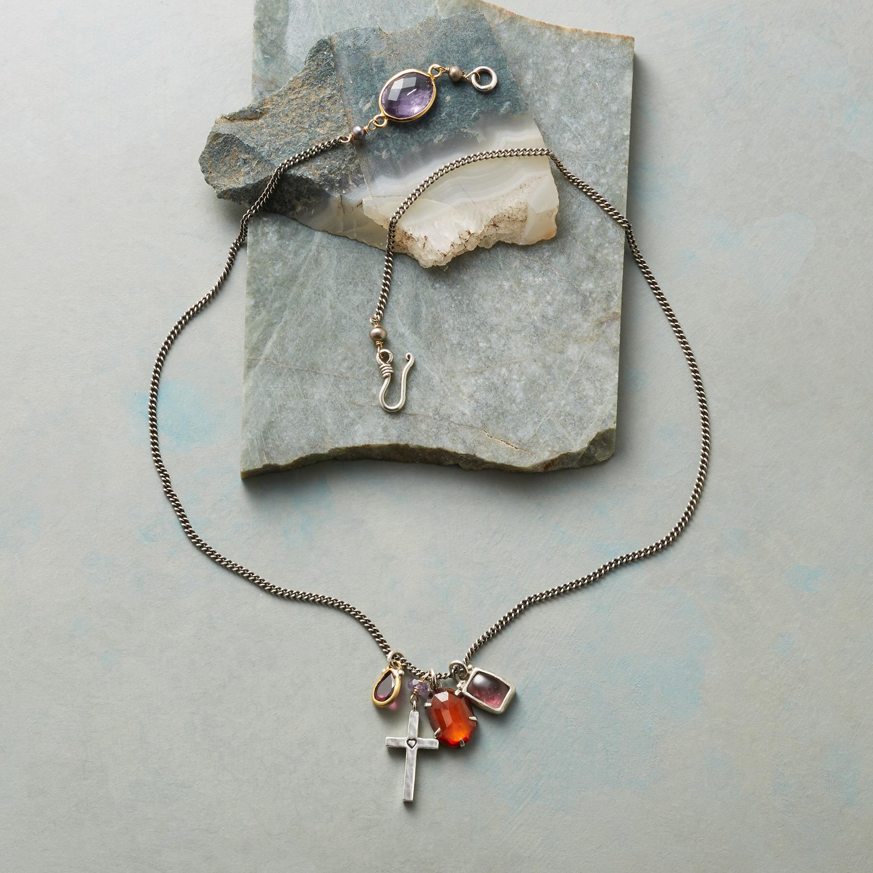 STRAIGHT TO THE HEART NECKLACE: View 2