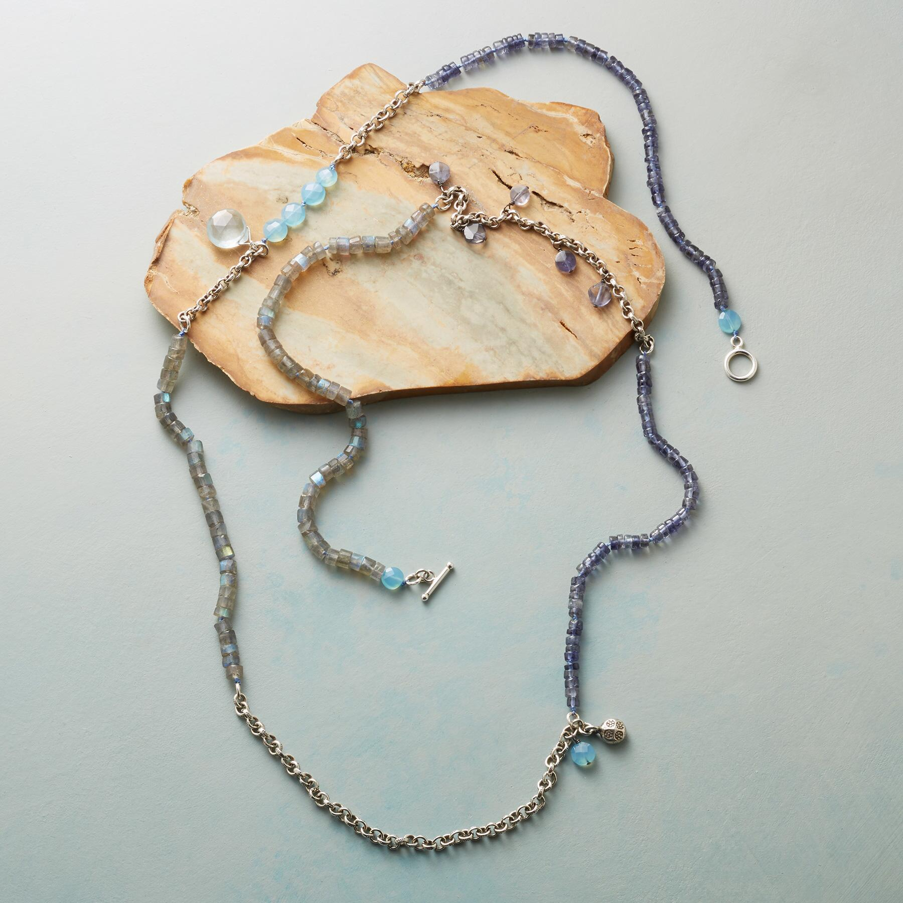 CHAIN OF EVENTS NECKLACE: View 2