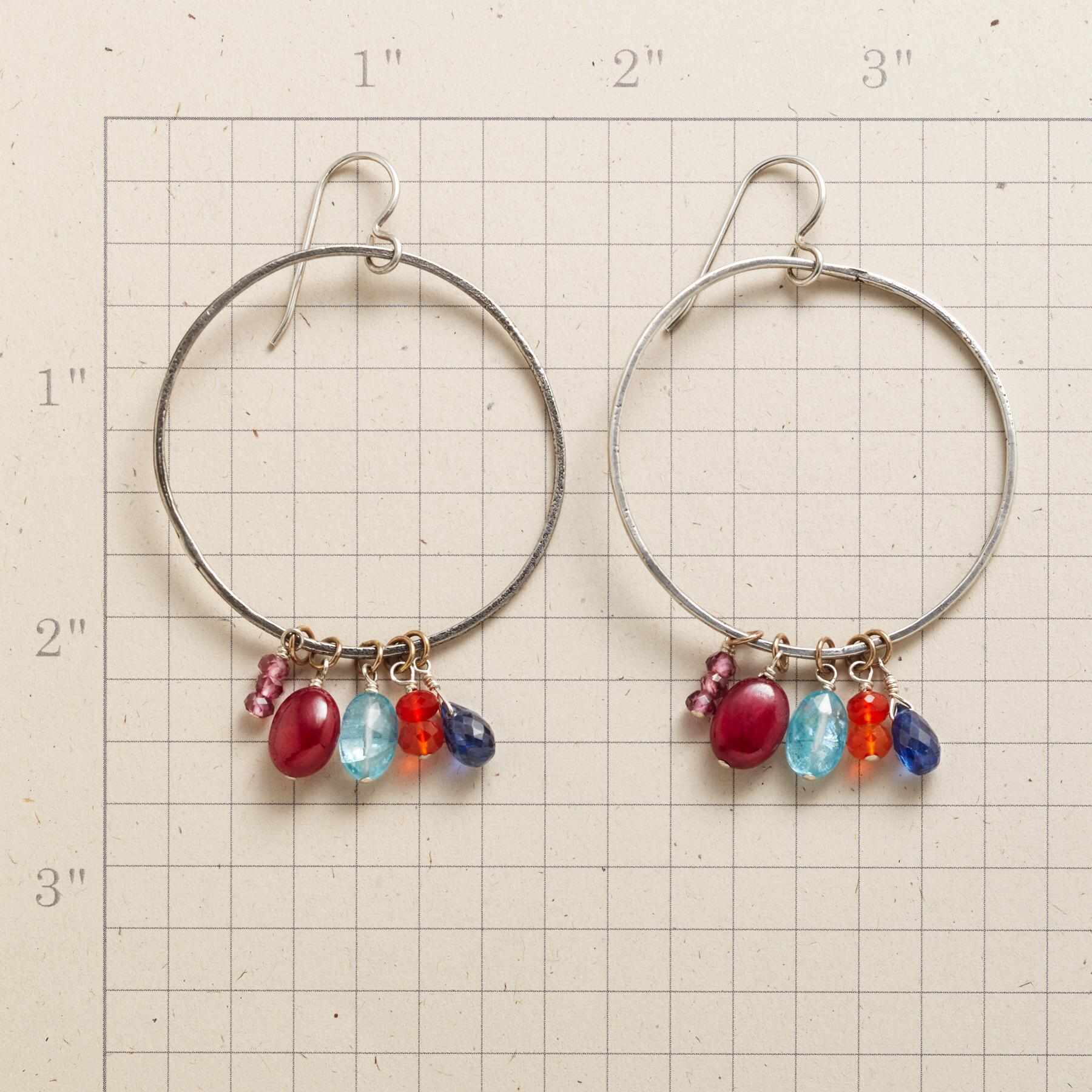 COLOR DANCE EARRINGS: View 2
