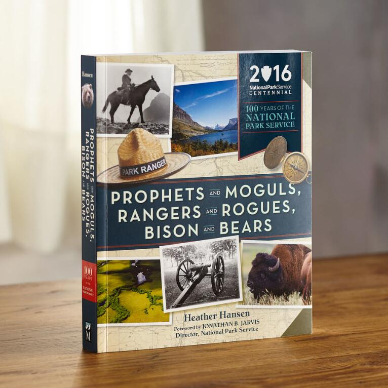 PROPHETS AND MOGULS, RANGERS AND ROGUES, BISON AND BEARS BOOK