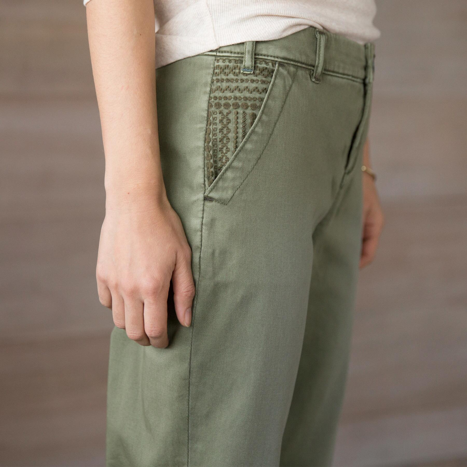 CHELSEY CHINOS: View 3