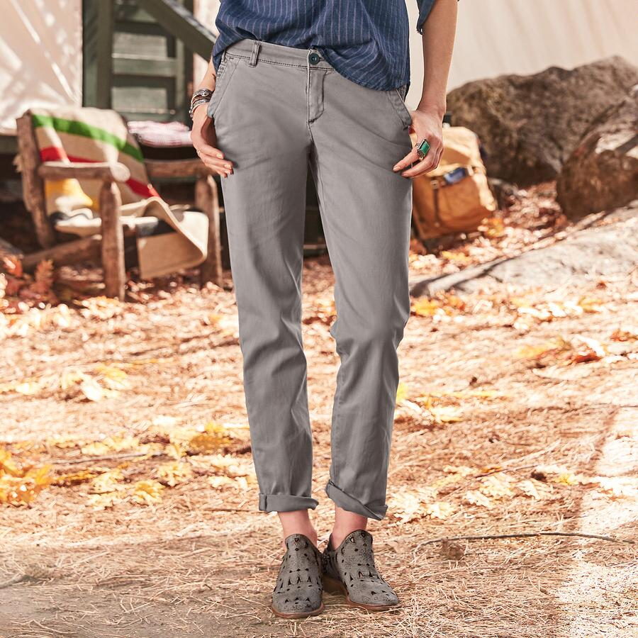 CHELSEY CHINOS - PETITES