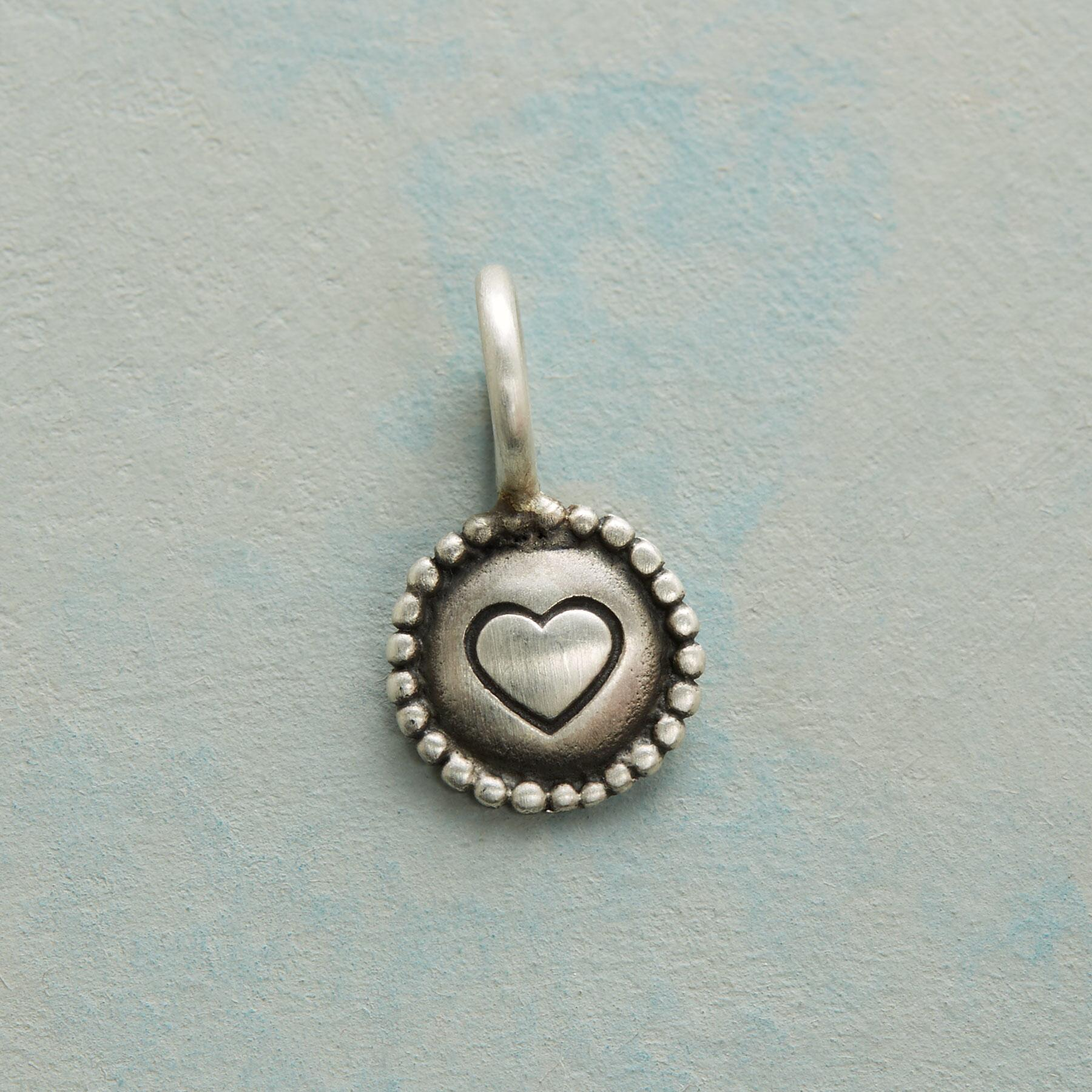 HEART TALISMAN CHARM: View 1
