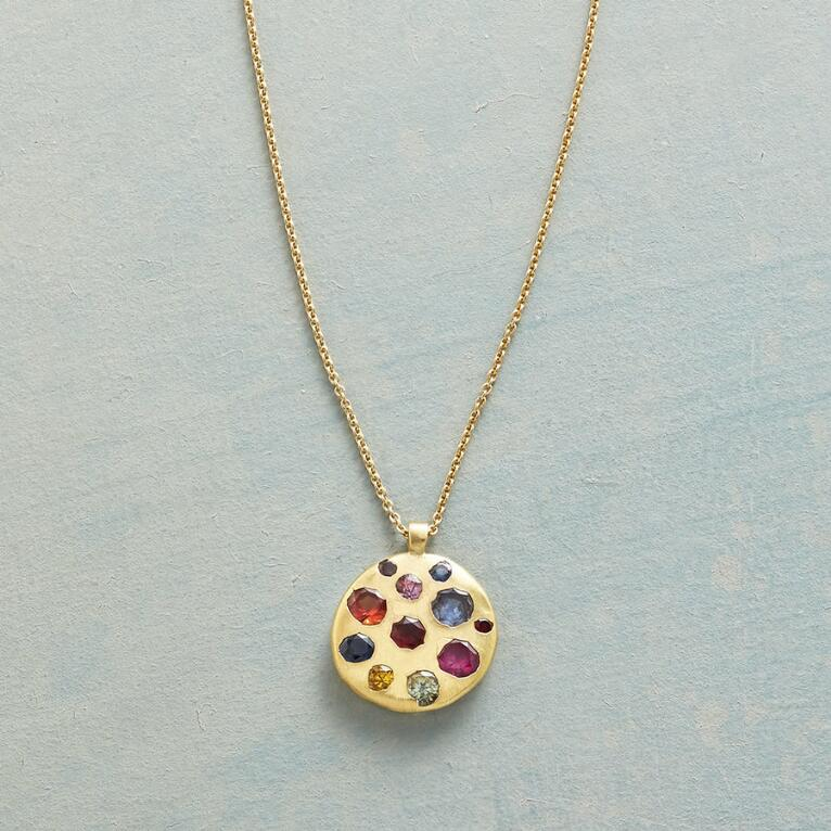 PRECIOUS PALETTE NECKLACE