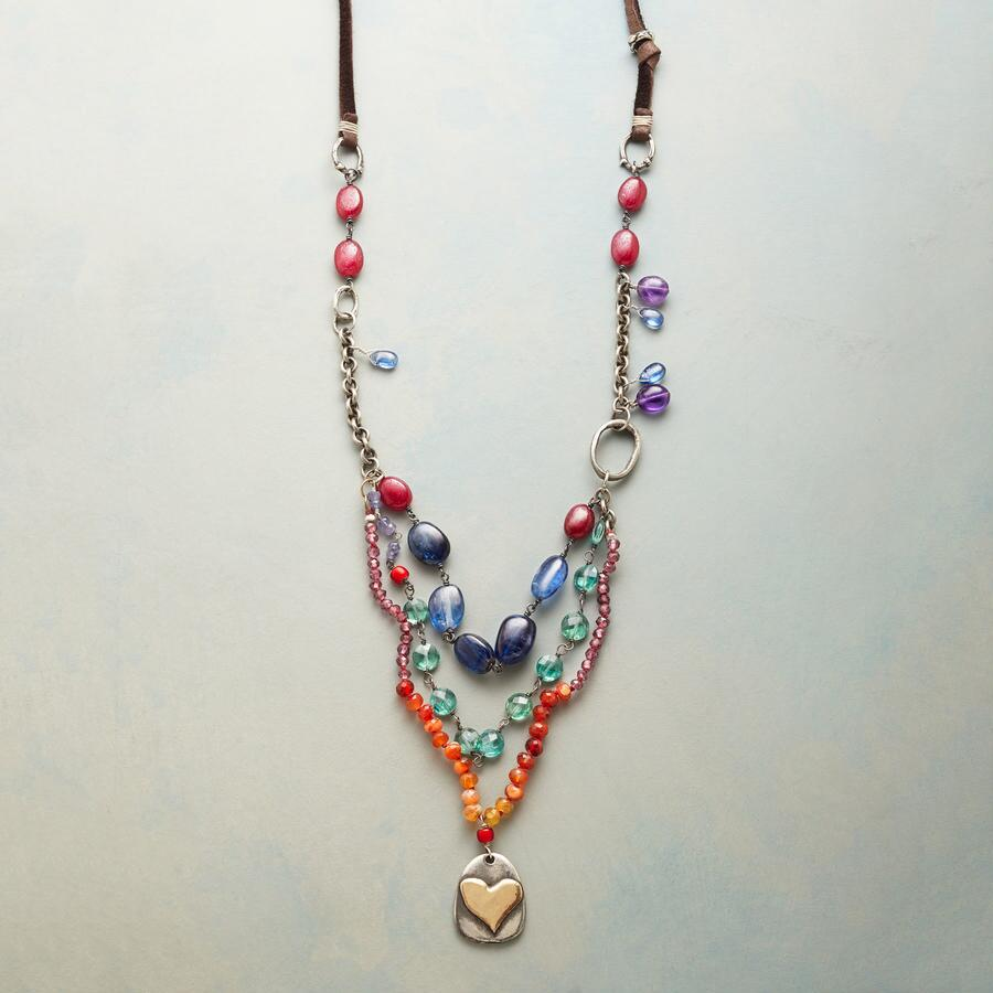 LOVE IS LOVELY NECKLACE