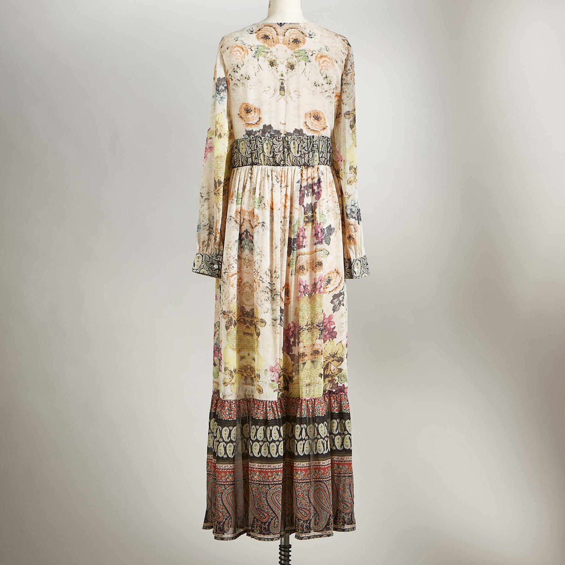 ADAIR MAXI DRESS: View 2