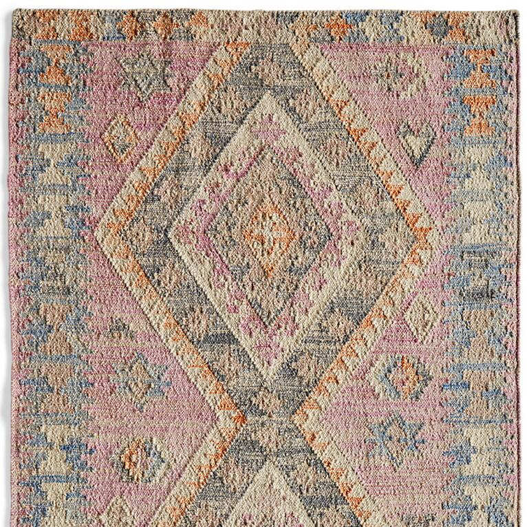 DIAMOND RANCH KILIM RUG - SM