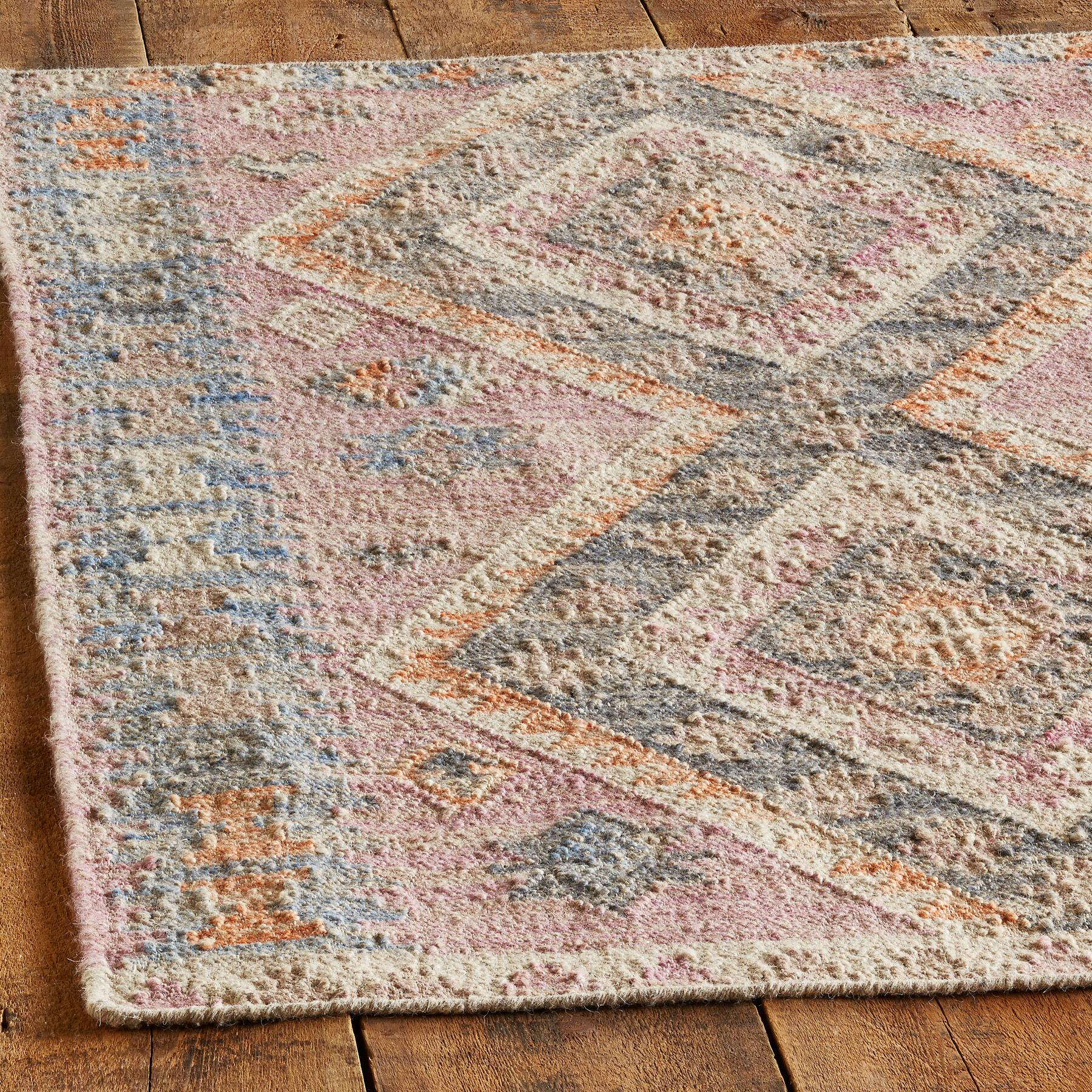 DIAMOND RANCH KILIM RUG - SM: View 2