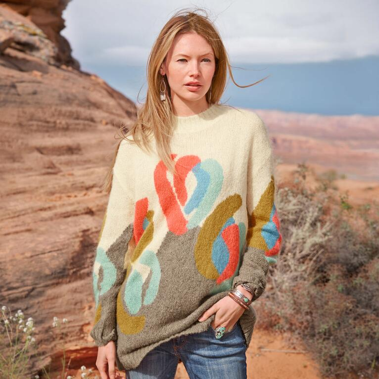 HINTERLANDS SWEATER