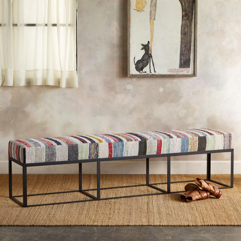 VASMAN SWEDISH BENCH