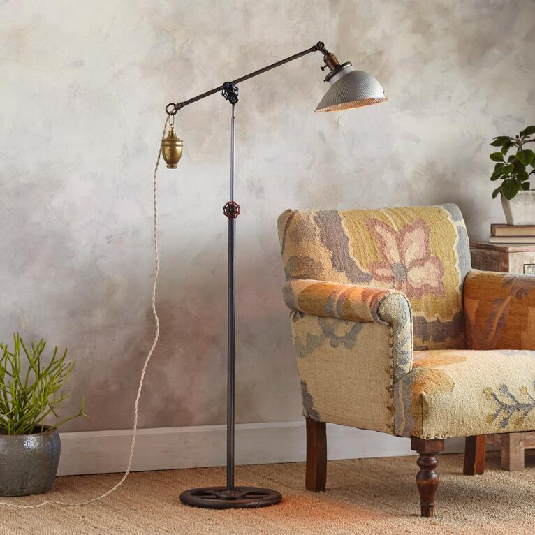 TRENTON FLOOR LAMP BY ROBERT OGDEN