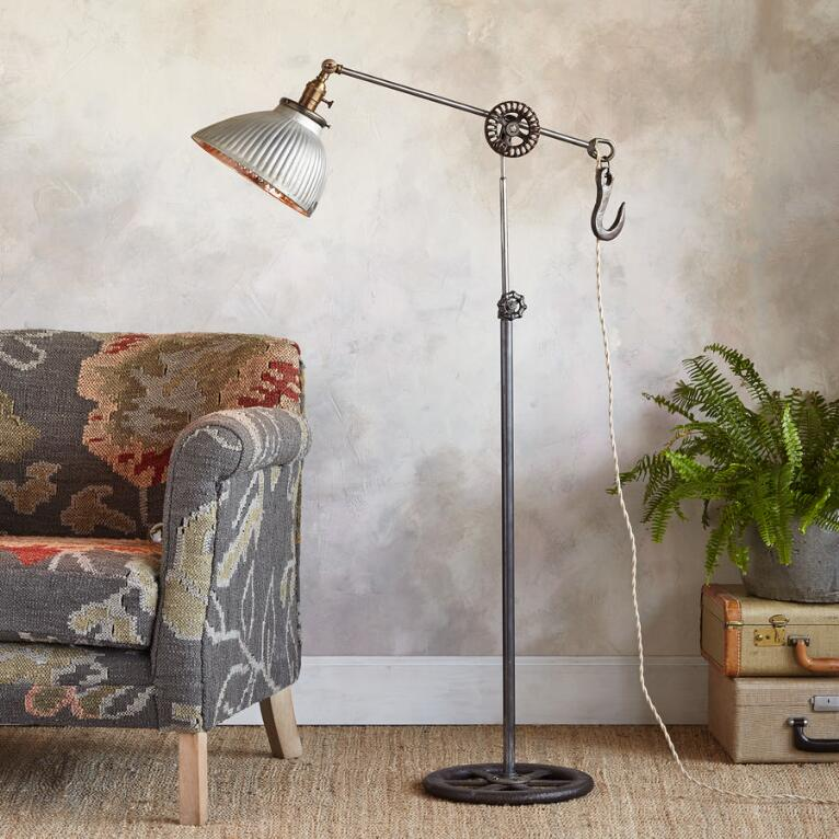 BISMARCK FLOOR LAMP