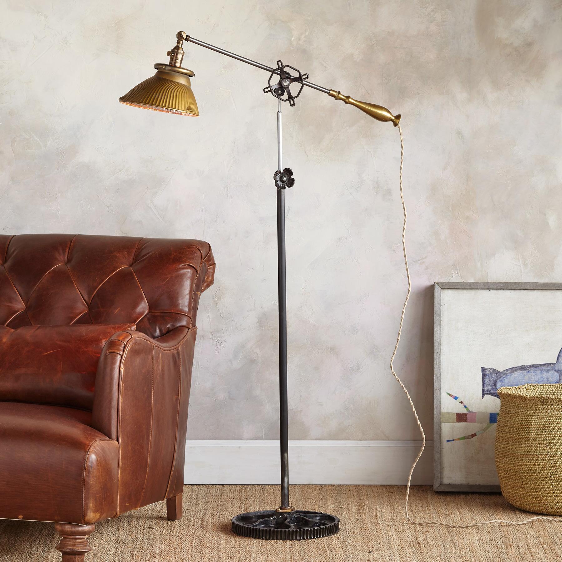 PIERRE FLOOR LAMP: View 1