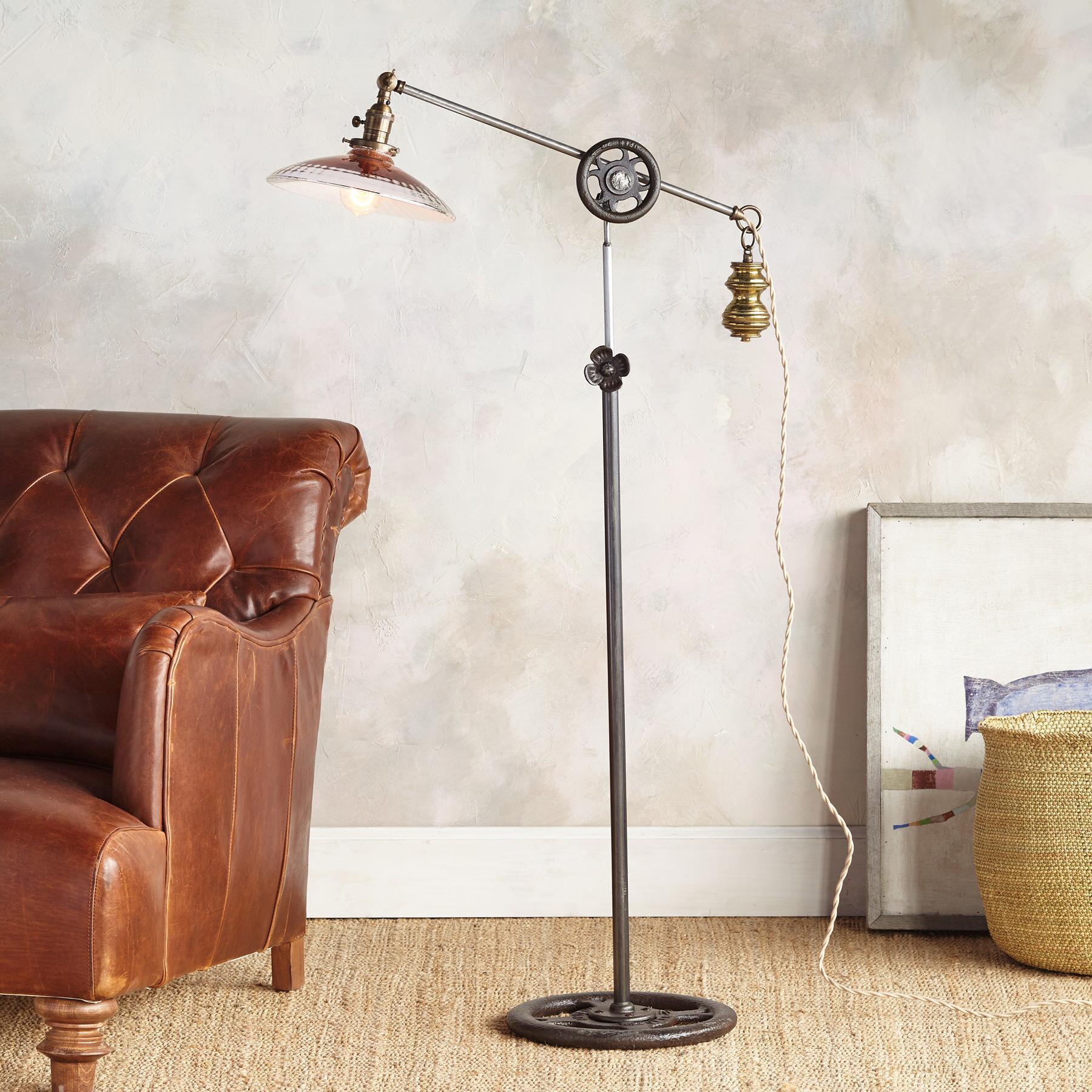 NASHVILLE FLOOR LAMP: View 1