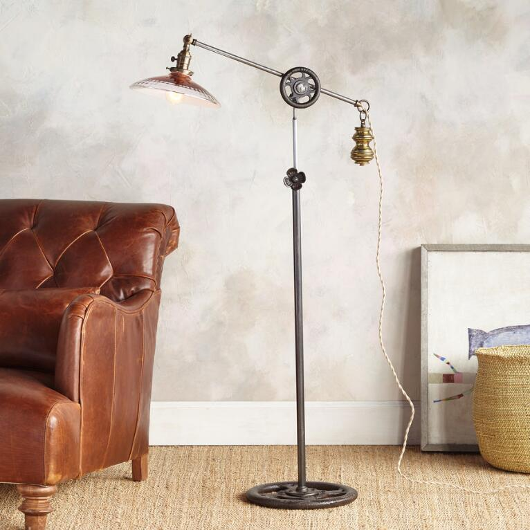 NASHVILLE FLOOR LAMP