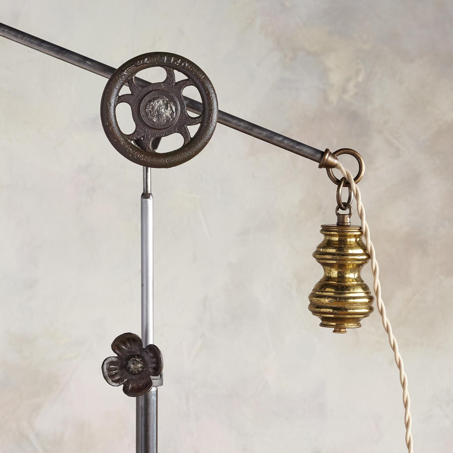 NASHVILLE FLOOR LAMP: View 2