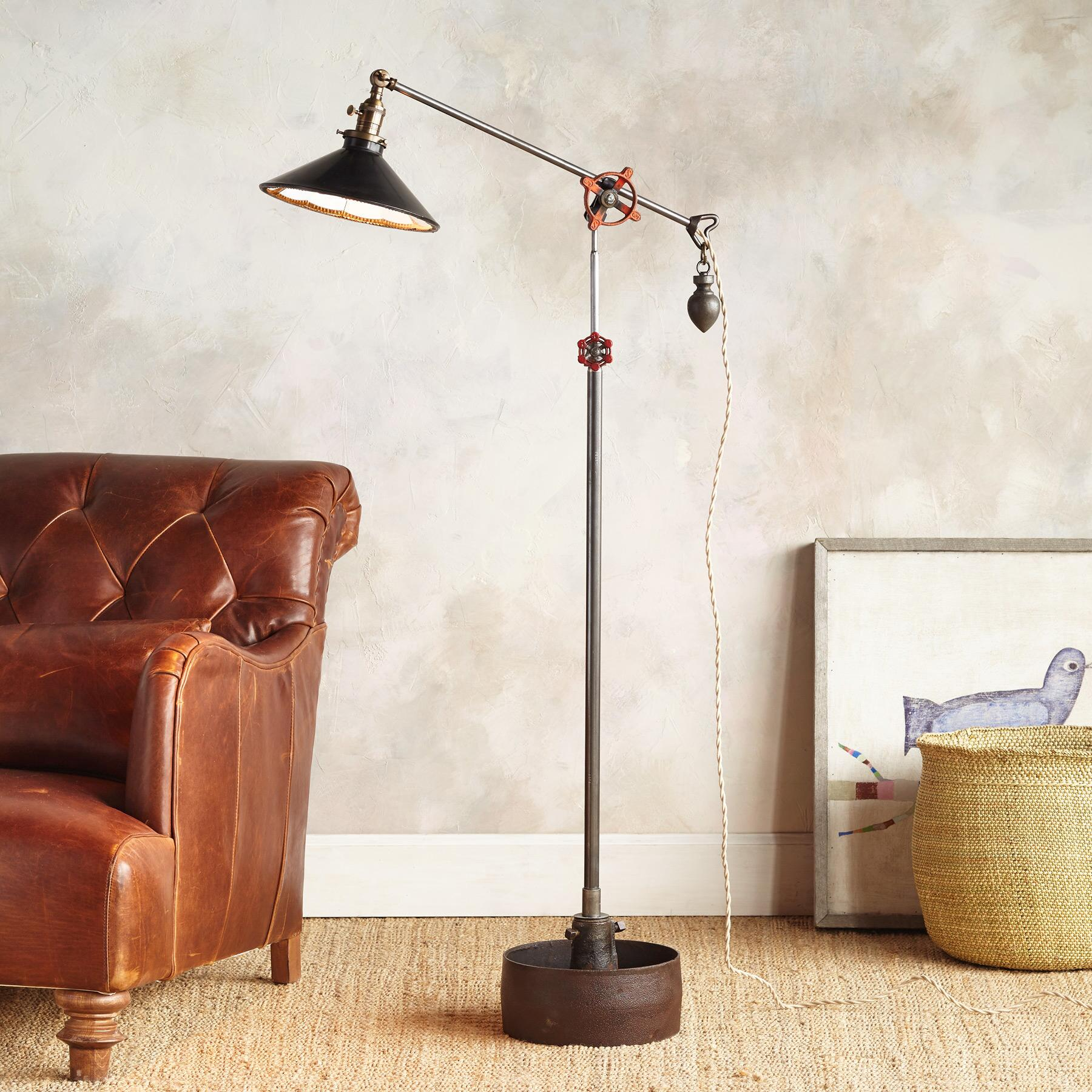 SOUTHLAKE FLOOR LAMP: View 1