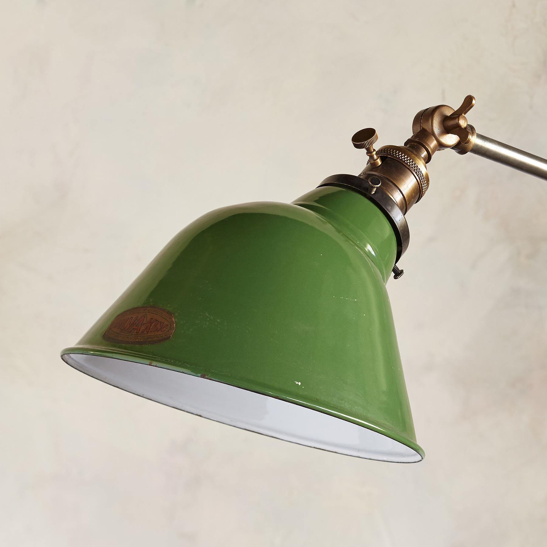 CHARLESTON FLOOR LAMP: View 2