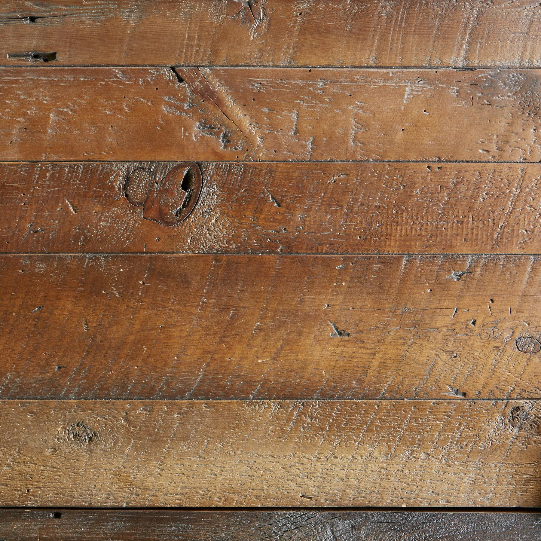 WEATHERED BARNWOOD HIGH DRESSER: View 3