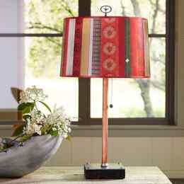 SERAPE TABLE LAMP