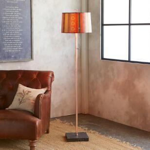 SERAPE FLOOR LAMP