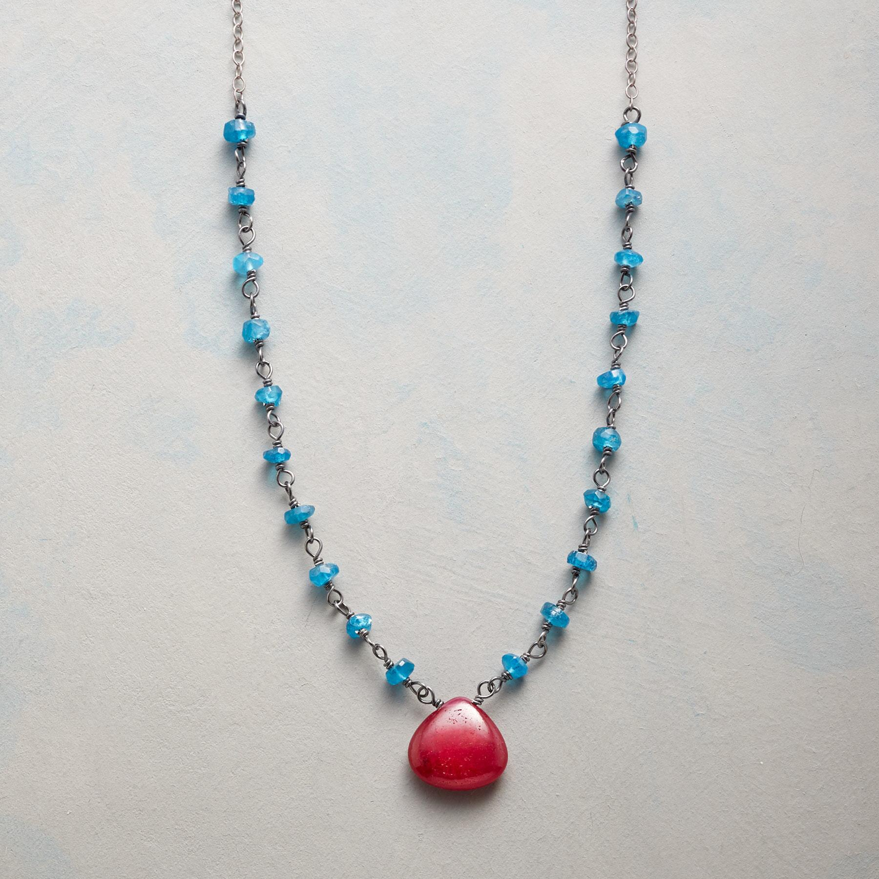 RUBY SKY NECKLACE: View 1