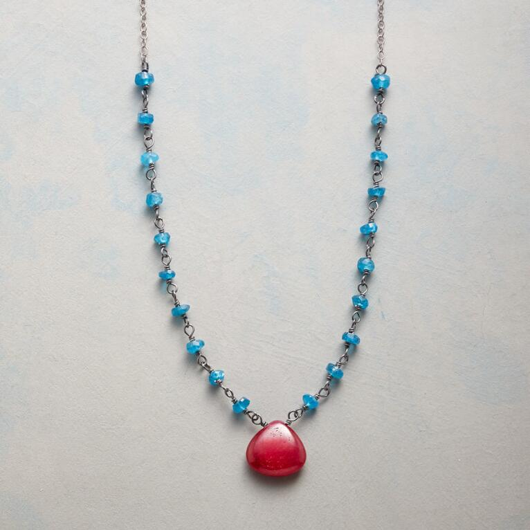 RUBY SKY NECKLACE