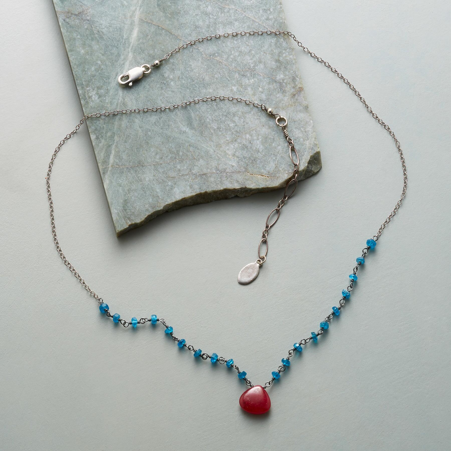 RUBY SKY NECKLACE: View 2