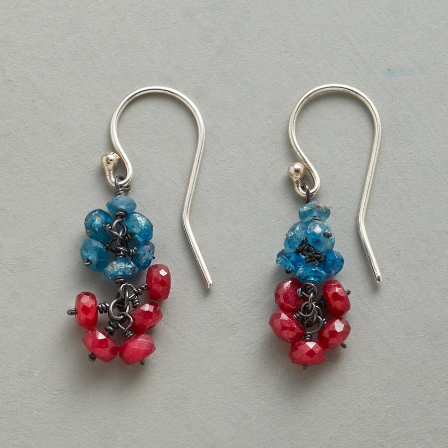 RUBY SKY EARRINGS