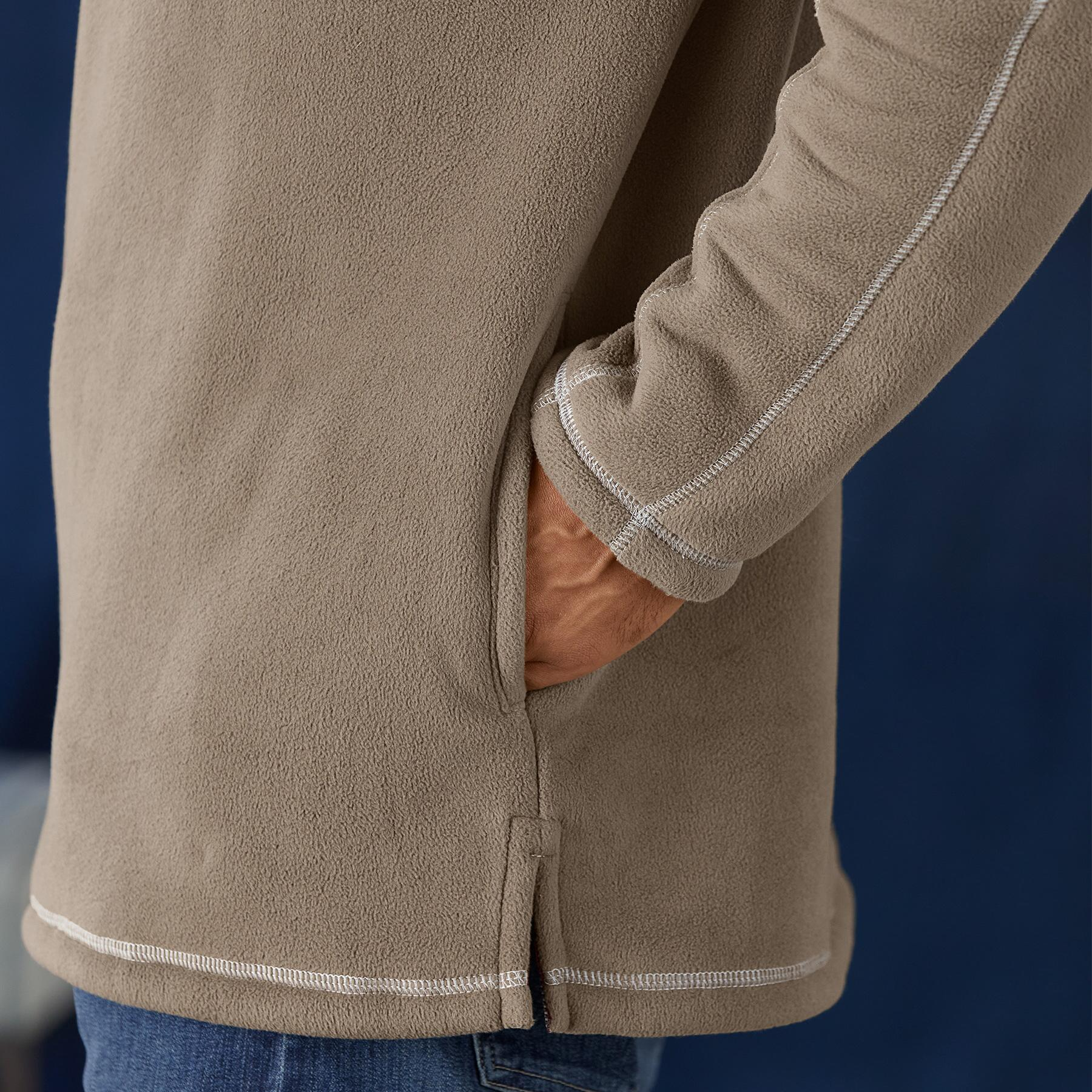 UP YOUR GAME PULLOVER: View 4