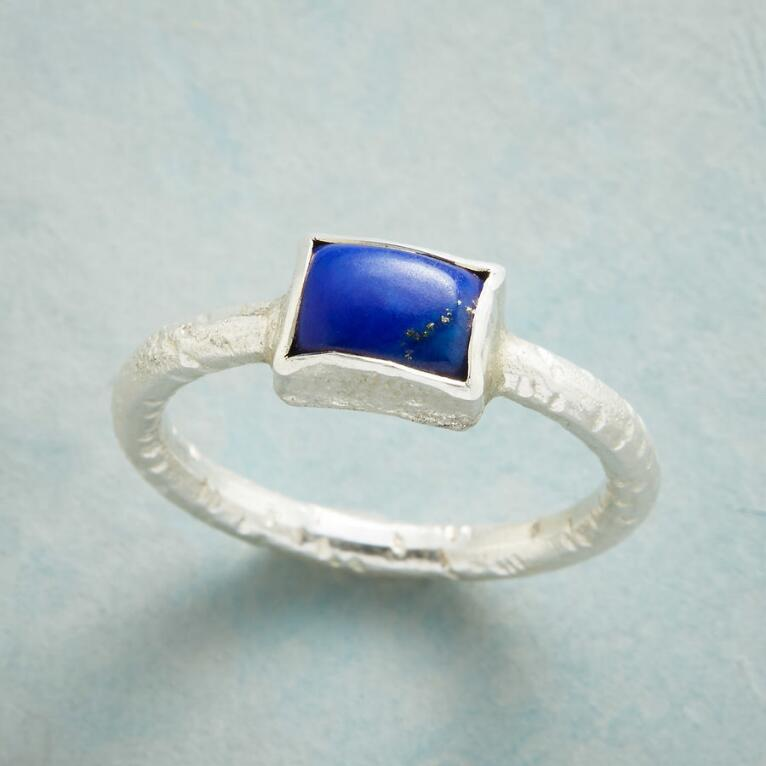 PEEK OF BLUE RING