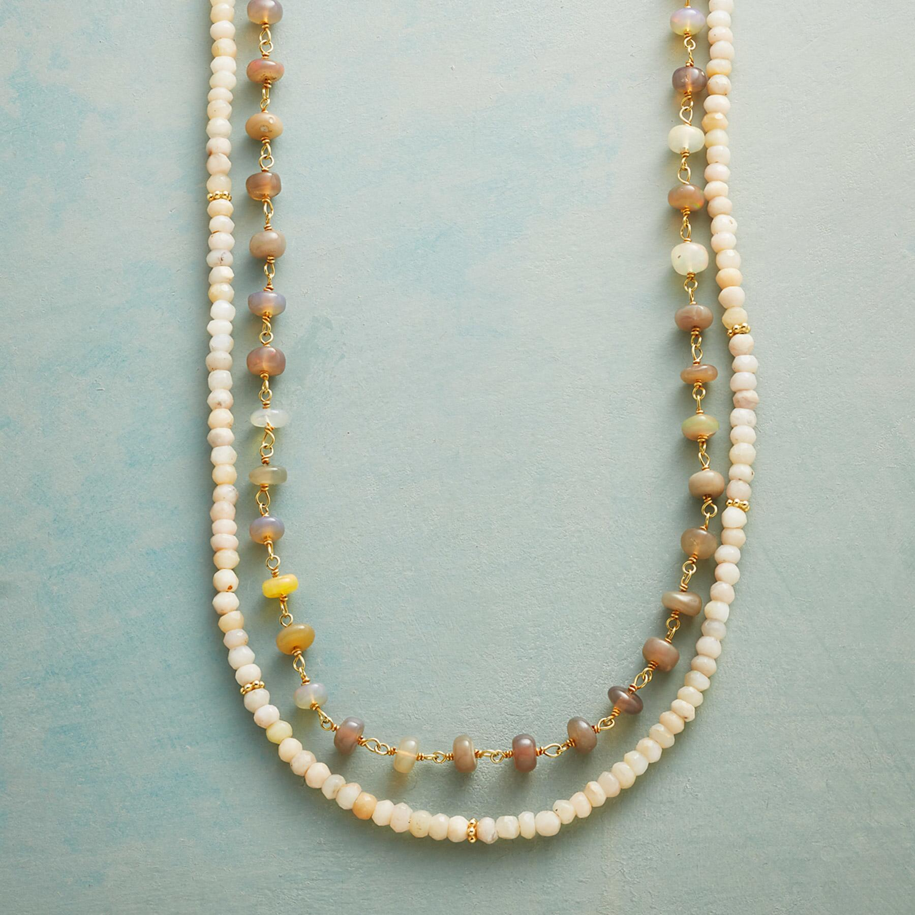OPAL ECHO NECKLACE: View 1