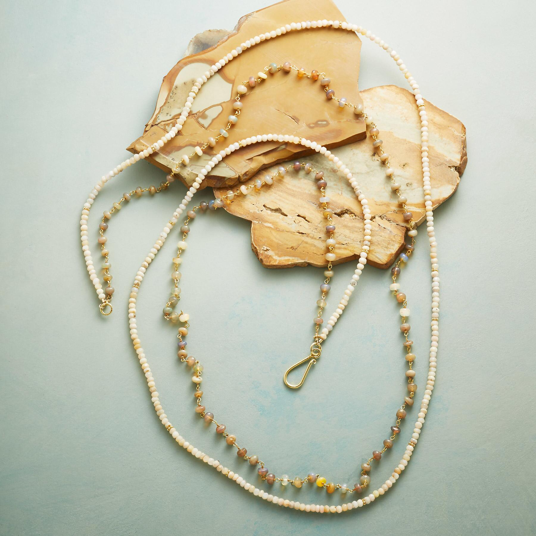 OPAL ECHO NECKLACE: View 2