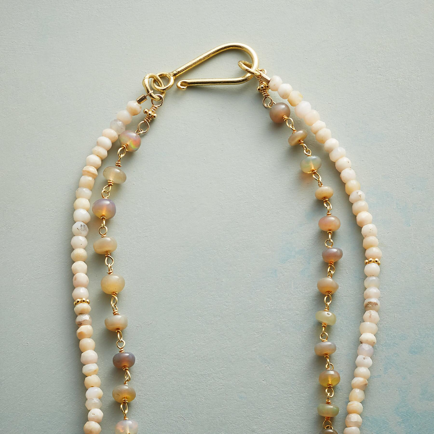 OPAL ECHO NECKLACE: View 3
