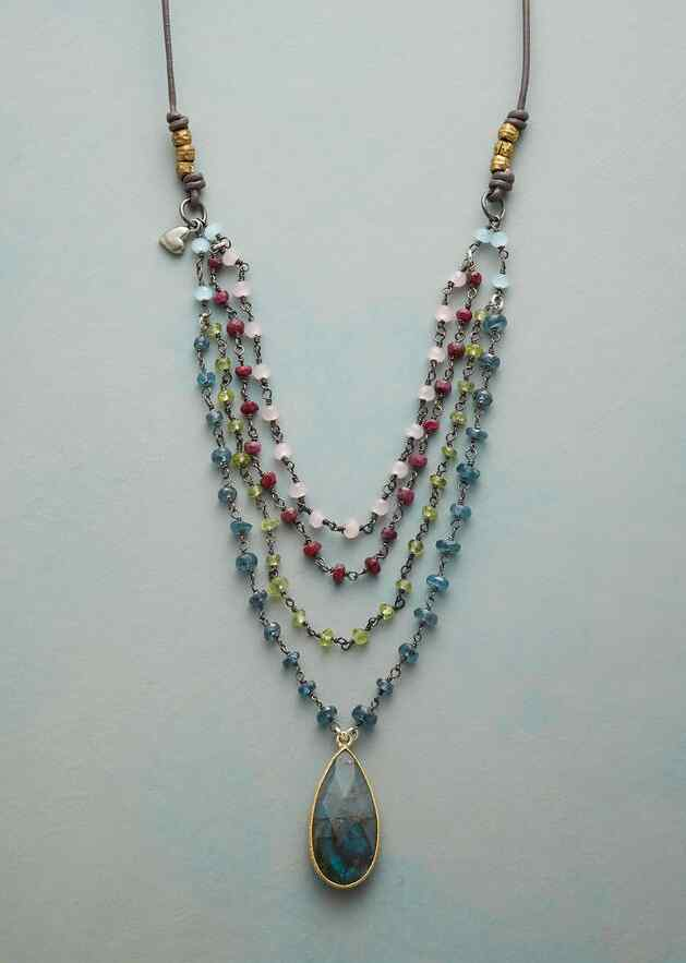 HARVEST NIGHTS NECKLACE
