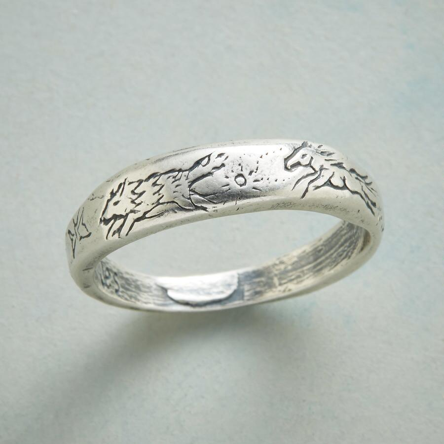 BRIGHT AND BEAUTIFUL RING