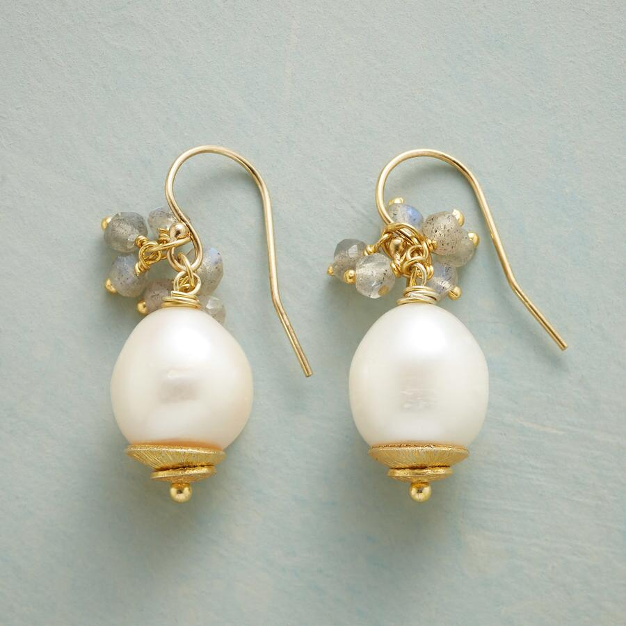 PEARL SHOWER EARRINGS